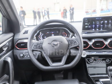 The Stunning Haima 8S SUV Revealed Ahead of Debut 11