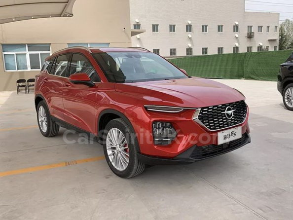 The Stunning Haima 8S SUV Revealed Ahead of Debut 5