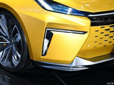 Hanteng Red 01 Concept at 2019 Auto Shanghai 3