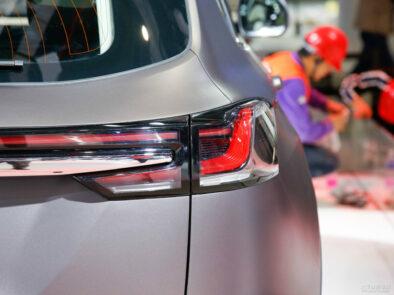 Hanteng X8 SUV at 2019 Auto Shanghai 10