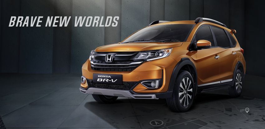 2019 Honda BR-V Facelift Launched in Indonesia 11
