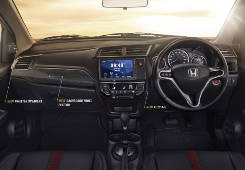 Honda BR-V Facelift in Pakistan- What to Expect? 8