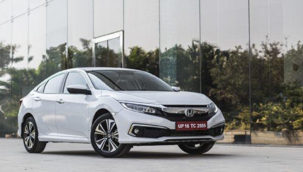 Honda Atlas Teasing the 2019 Civic Facelift 6