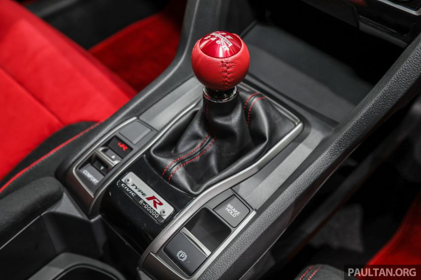 Honda Civic Type R Mugen Concept at 2019 Malaysia Auto Show 13