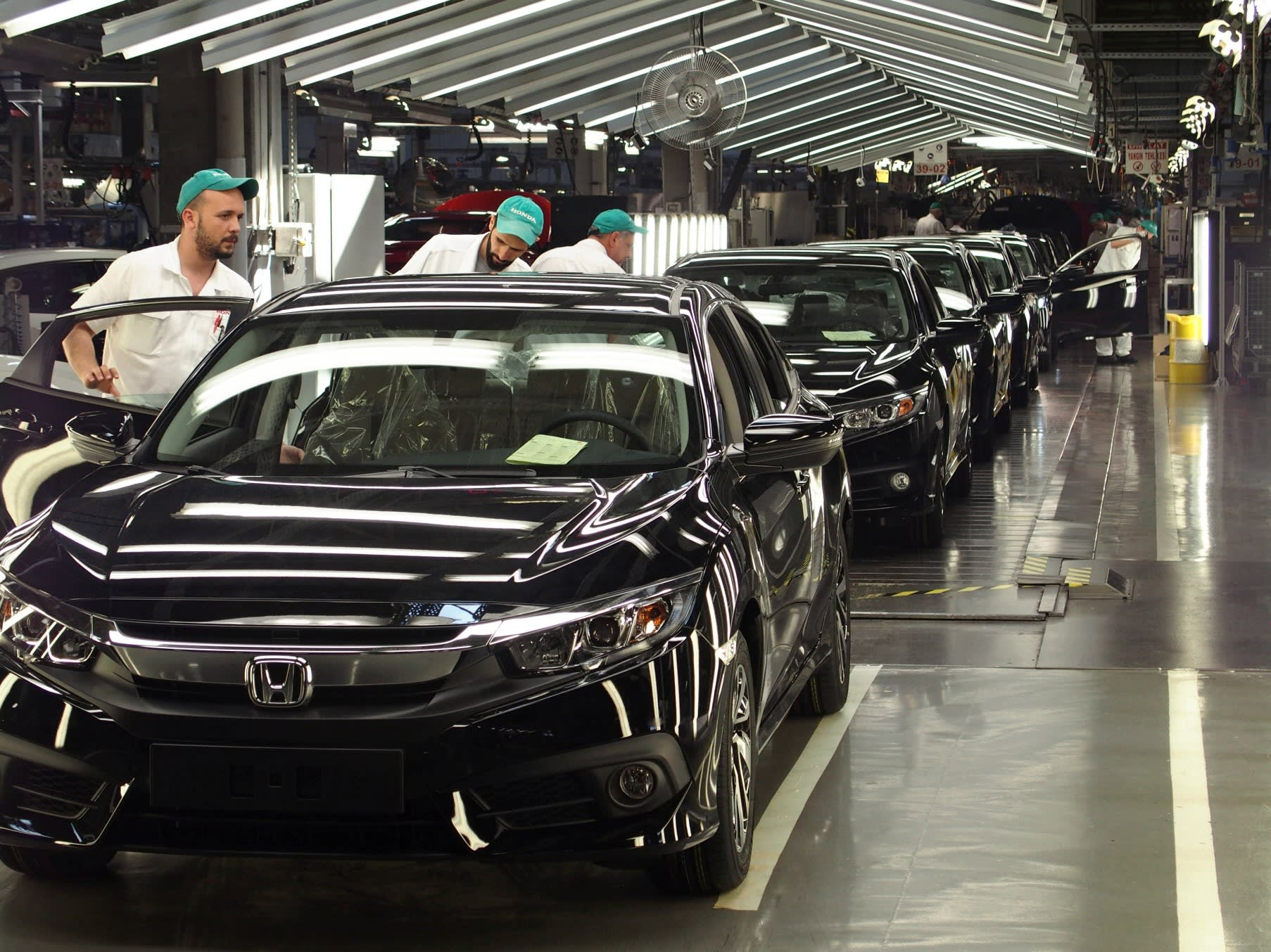 Honda to End Turkey Production After 2021 6