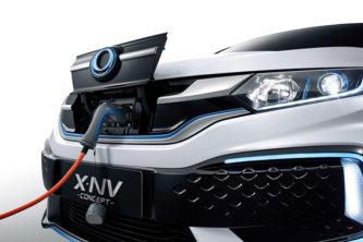 Honda Exhibits the X-NV Concept at 2019 Auto Shanghai 4