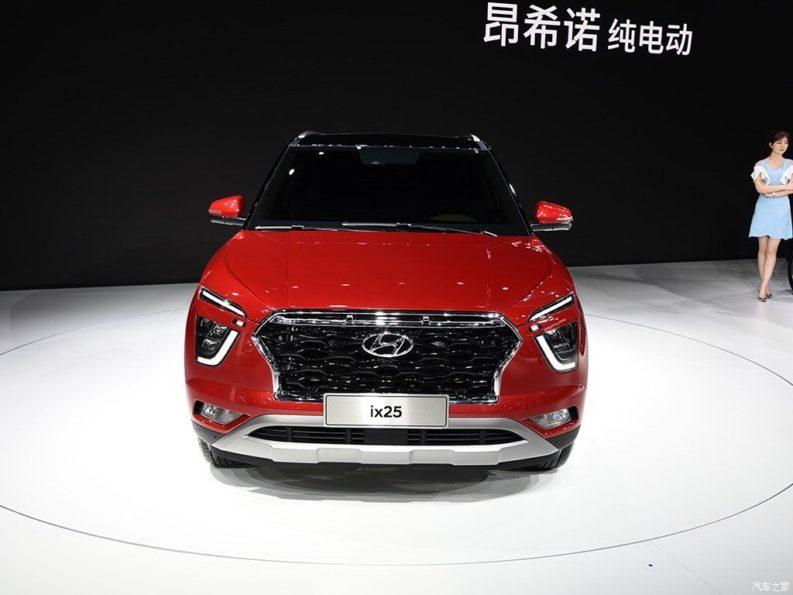 Hyundai ix25 Debuts at 2019 Auto Shanghai 3