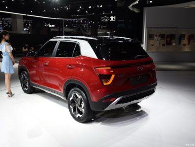 Hyundai ix25 Debuts at 2019 Auto Shanghai 4