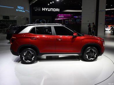 Hyundai ix25 Debuts at 2019 Auto Shanghai 5