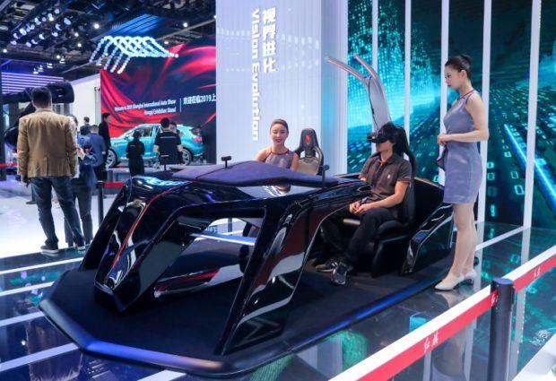 FAW Exhibits 20 Models at Auto Shanghai 2019 2