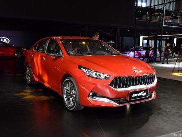Kia Reveals K3 and K3 Plug-in Hybrid at 2019 Auto Shanghai 3