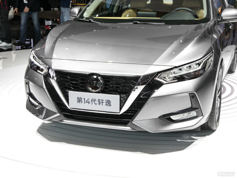All New Nissan Sylphy Debuts at 2019 Auto Shanghai 15