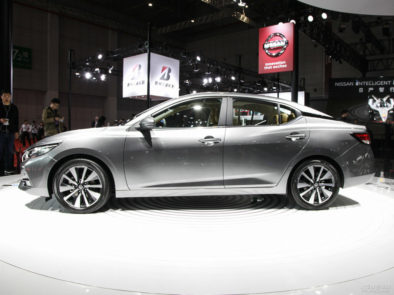 All New Nissan Sylphy Debuts at 2019 Auto Shanghai 17