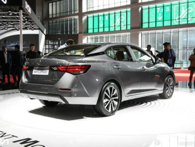 All New Nissan Sylphy Debuts at 2019 Auto Shanghai 19
