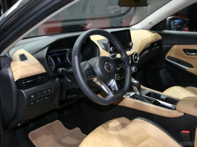 All New Nissan Sylphy Debuts at 2019 Auto Shanghai 12