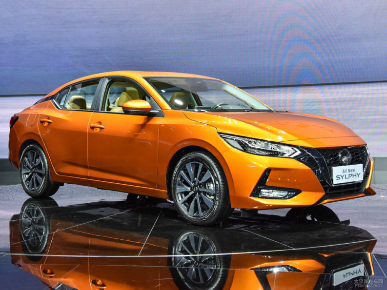 All New Nissan Sylphy Debuts at 2019 Auto Shanghai 1