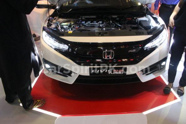 Honda Civic RS in Pakistan vs Elsewhere 18