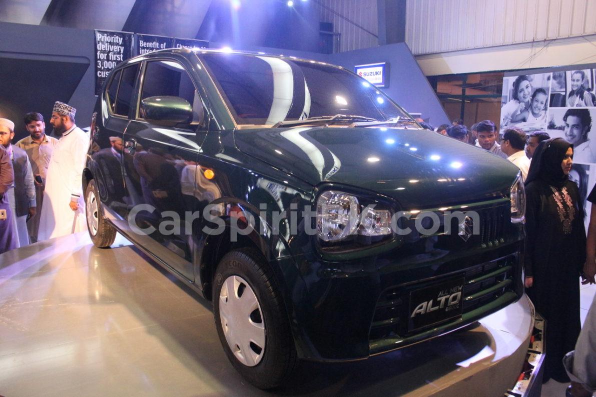 Pak Suzuki Unveils Alto 660cc at PAPS 2019 17
