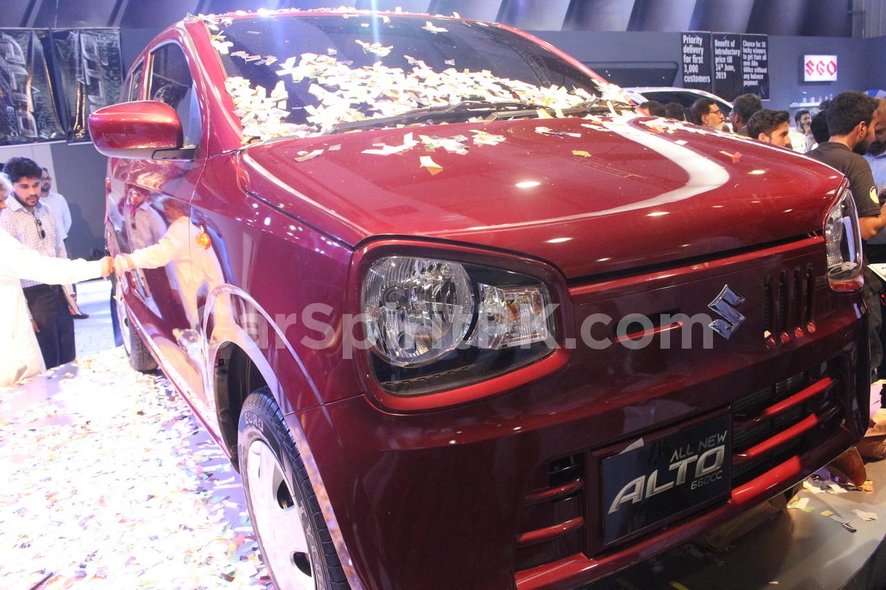 Pak Suzuki Bait New Alto with Special Incentives 3