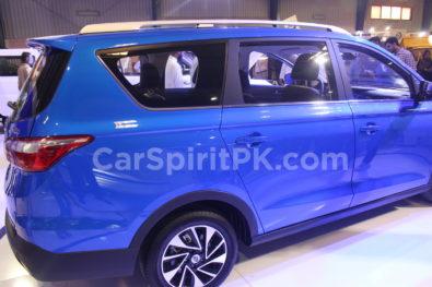 Changan Displays the CX70 SUV and A800 MPV at PAPS 2019 13