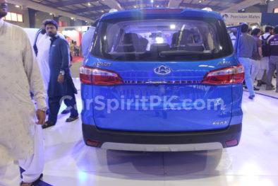 Changan Displays the CX70 SUV and A800 MPV at PAPS 2019 16