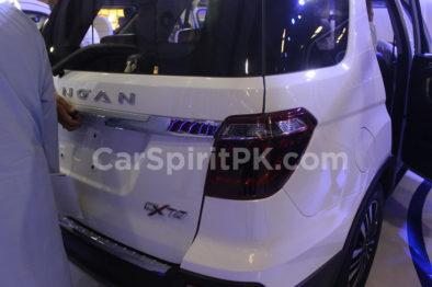Changan Displays the CX70 SUV and A800 MPV at PAPS 2019 3