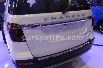 Changan Displays the CX70 SUV and A800 MPV at PAPS 2019 4