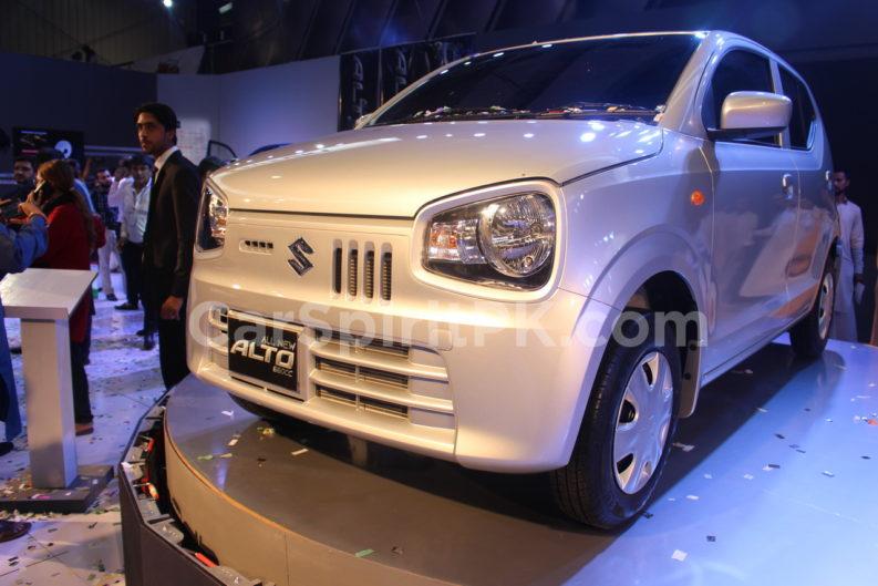 Pak Suzuki Unveils Alto 660cc at PAPS 2019 5