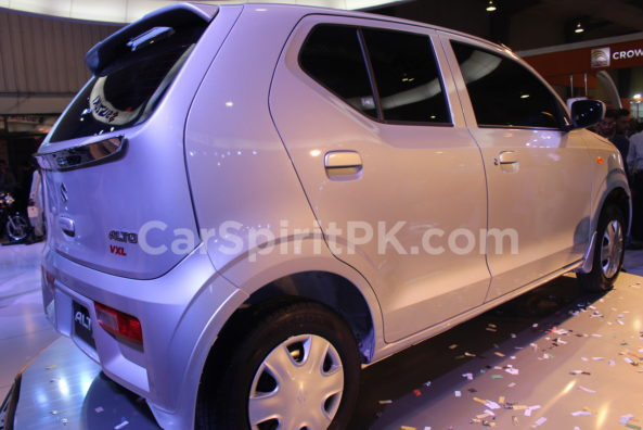 Pak Suzuki Bait New Alto with Special Incentives 2