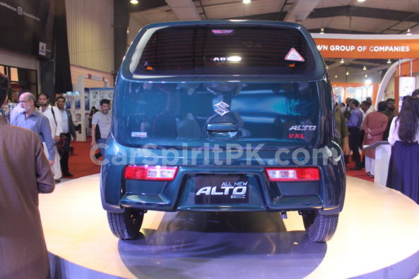 Is it Logical to Compare Suzuki Alto with United Bravo or Prince Pearl? 4