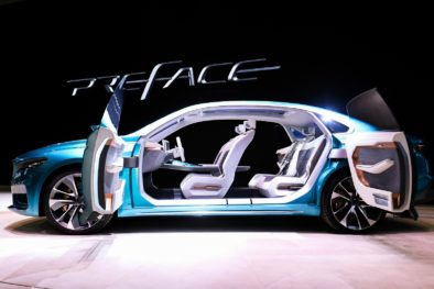 Geely Showcases the Preface Concept at 2019 Auto Shanghai 6