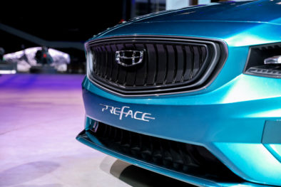 Geely Showcases the Preface Concept at 2019 Auto Shanghai 3