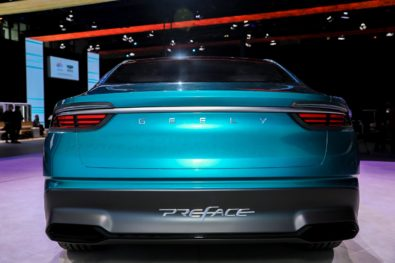 Geely Showcases the Preface Concept at 2019 Auto Shanghai 5