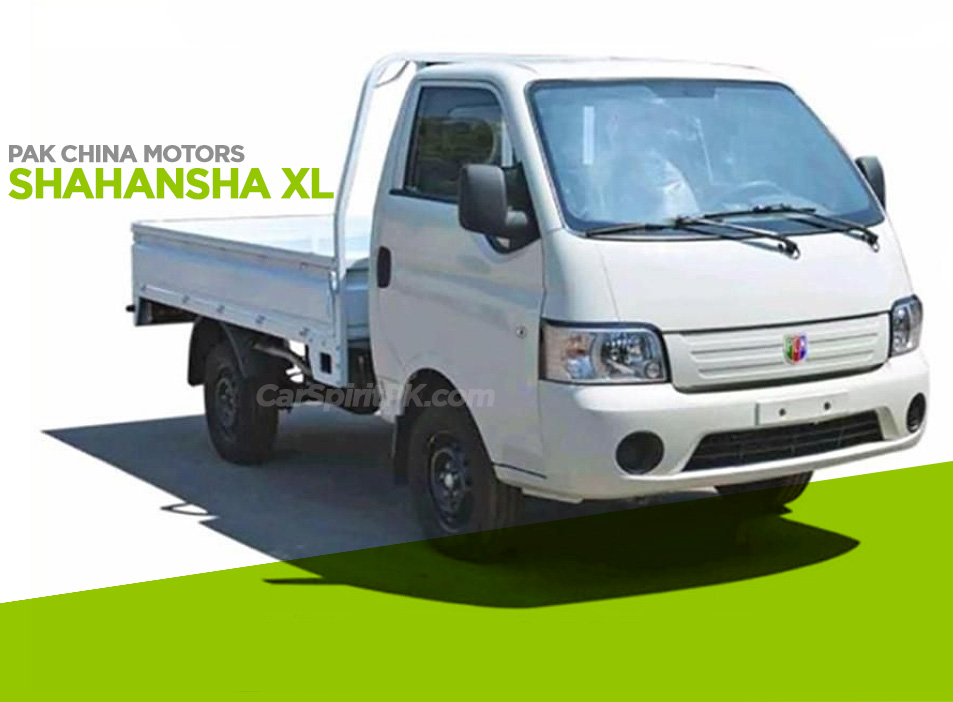 Pak China Motors to Launch Shahansha XL 1