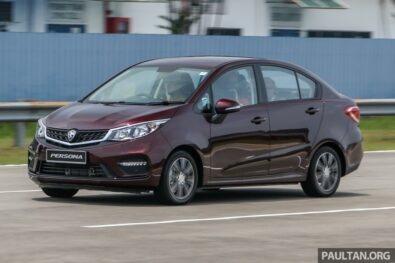 2019 Proton Iriz and Persona Facelifts Unveiled at Malaysia Autoshow 9