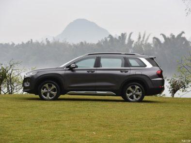 All New Hyundai Santa Fe Launched in China 3