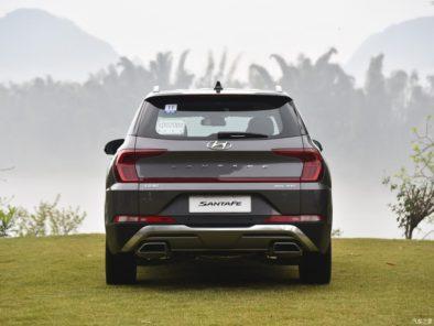 All New Hyundai Santa Fe Launched in China 8