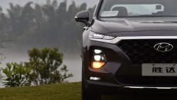 All New Hyundai Santa Fe Launched in China 14