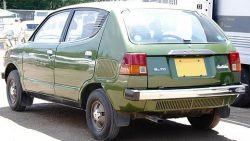 The Suzuki Fronte 7-S (Custom Car) 4