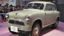 Suzulight- The First Suzuki Automobile Ever 8