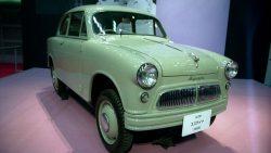 Suzulight- The First Suzuki Automobile Ever 10