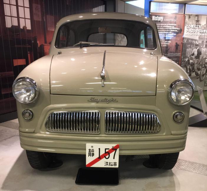 Suzulight- The First Suzuki Automobile Ever 7