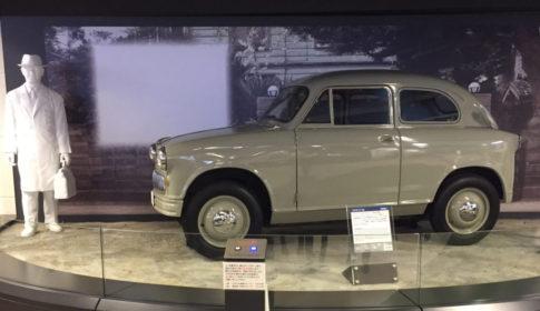 Suzulight- The First Suzuki Automobile Ever 9