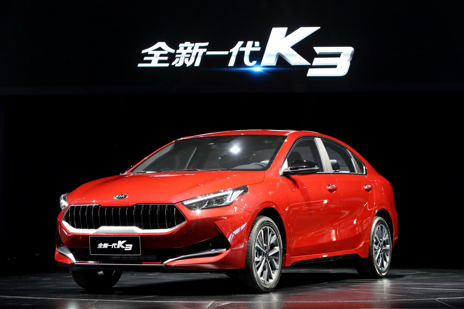 Kia Reveals K3 and K3 Plug-in Hybrid at 2019 Auto Shanghai 2