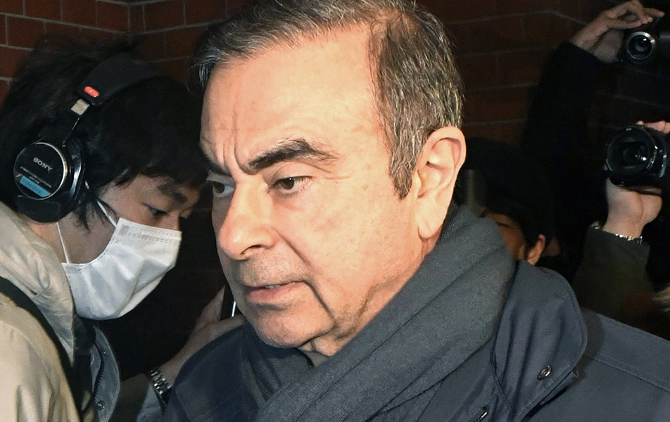 Carlos Ghosn Granted Bail Again 7