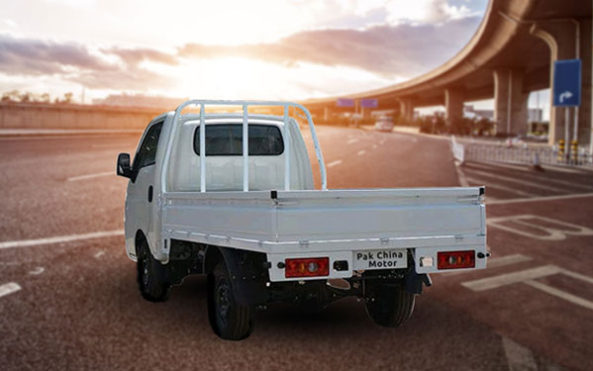 Pak China Motors to Launch Shahansha XL 2