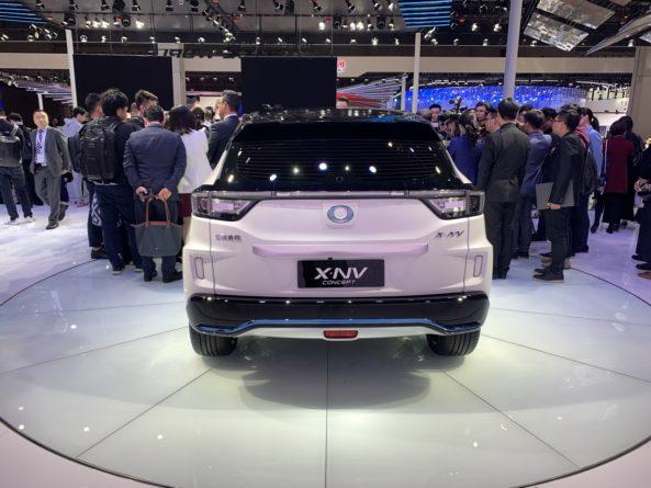 Honda Exhibits the X-NV Concept at 2019 Auto Shanghai 9