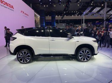 Honda Exhibits the X-NV Concept at 2019 Auto Shanghai 7