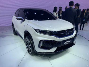 Honda Exhibits the X-NV Concept at 2019 Auto Shanghai 6