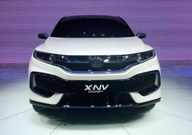 Honda Exhibits the X-NV Concept at 2019 Auto Shanghai 5